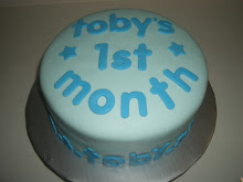 Toby's 1st month