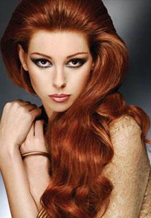 Fashion Amp Style Make Natural Red Hair Dye