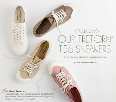 buy online 459da 4ef7f J.Crew Email  Our favorite new sneaker for her (in exclusive colors)