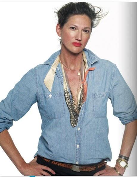 J.Crew Aficionada: J.Crew's Jenna Lyons Makes It On Bobbi ...