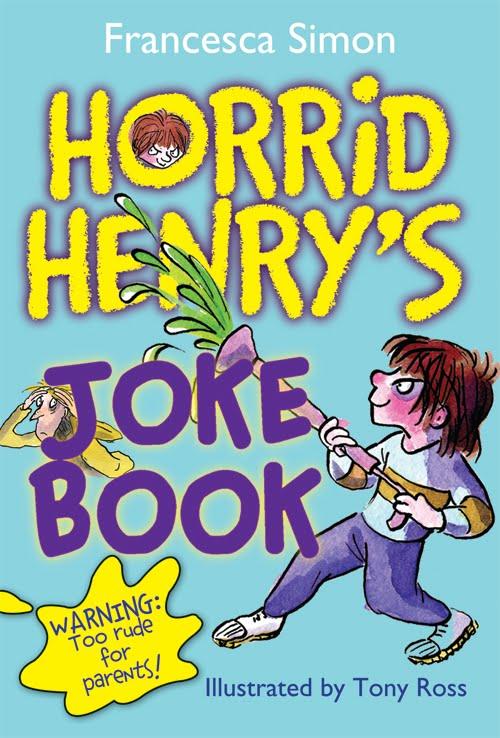 Characters Horrid Books Henry