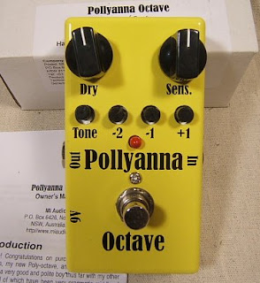 mipa MI Audio Pollyanna Analog Poly Octave Synth Review