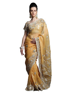 Indian Designer Sarees, Designer Sarees in India