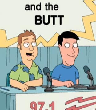 Weenie In The Butt 84