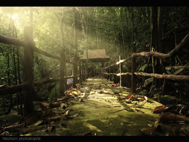 Gambar laluan mistik