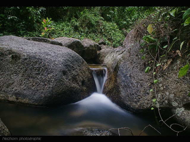 Air terjun Pancur Sebatu, Kuala Terengganu