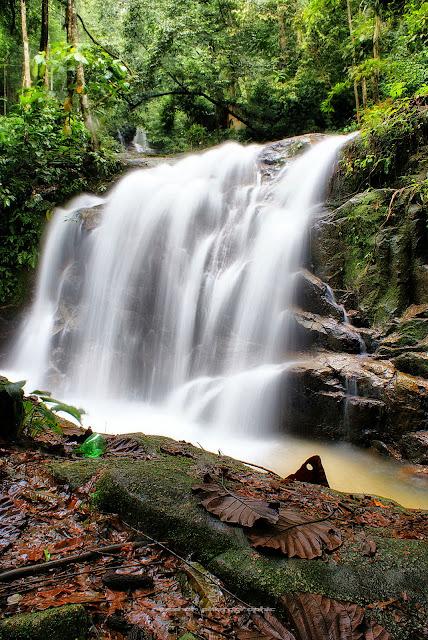Air terjun Kanching Selangor