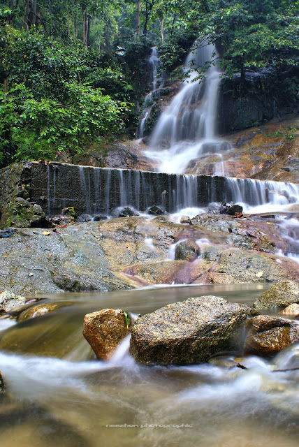 Air terjun Kanching
