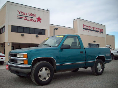 1996 Chevrolet 1500 Cheyenne 4x4 Sold You Sell Auto