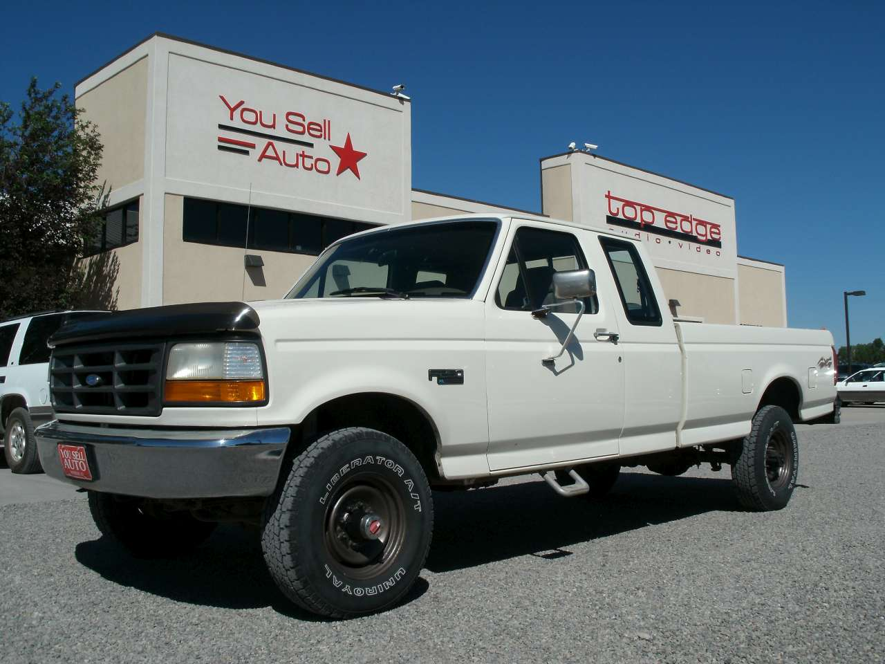 1994 ford f250 xl 4x4 sold you sell auto. Black Bedroom Furniture Sets. Home Design Ideas