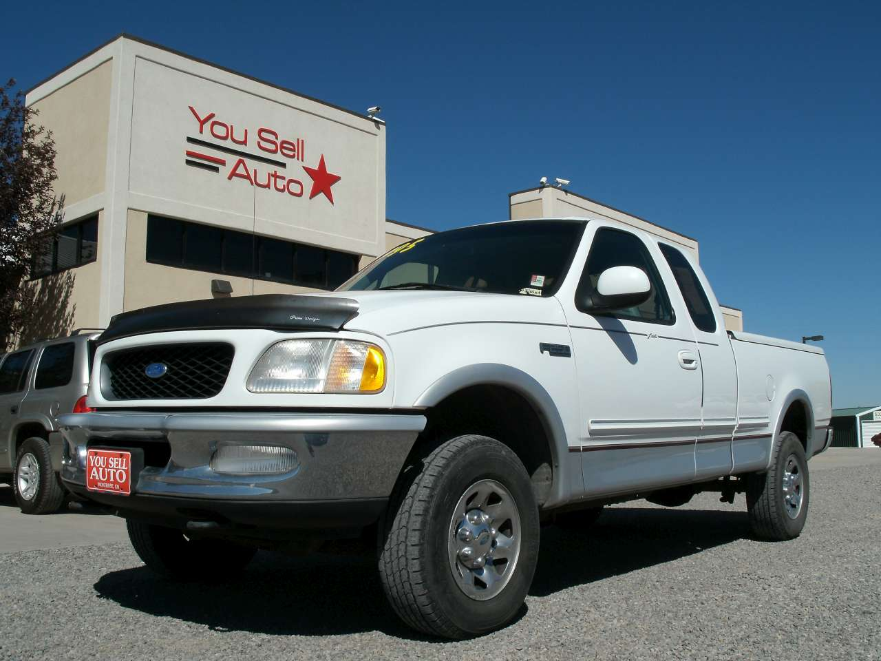 1997 ford f250 lariat 4x4 sold you sell auto. Black Bedroom Furniture Sets. Home Design Ideas