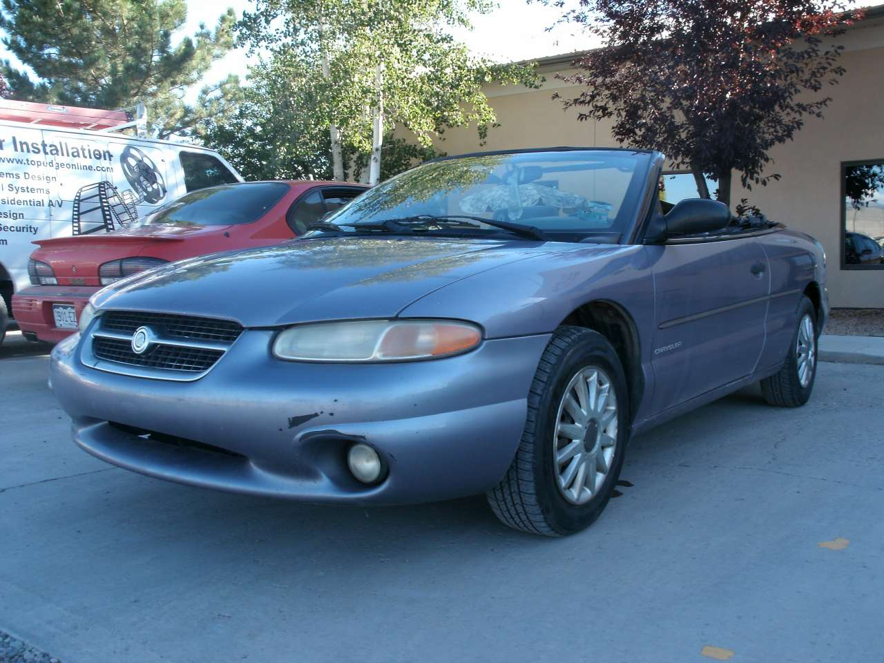 1996 chrysler sebring convertible 2 795 you sell auto. Black Bedroom Furniture Sets. Home Design Ideas