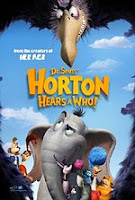 horton hears a who - a persons a person no matter how small!