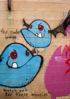 rude boys 2007
