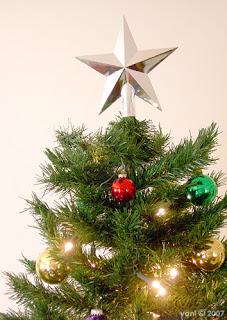 christmas star 2007
