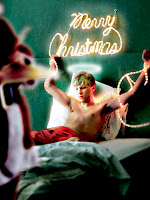 bondage christmas by jaescott30
