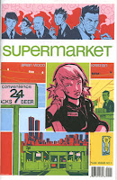 supermarket comic book