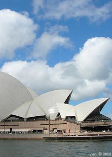 sydney icons - opera house