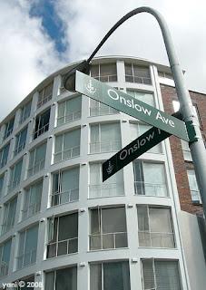onslow corner