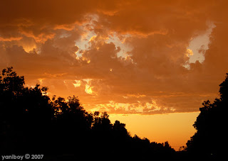 sunset 2006
