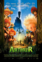 arthur and the invisibles - adventure awaits in your own backyard