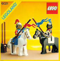 knights... lego style