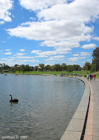 torrens in the afternoon 2007