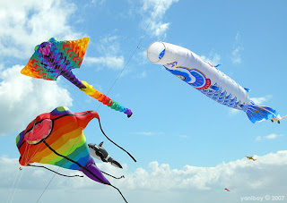 fishy kites 2007