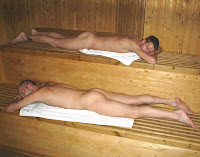 sauna without the steam