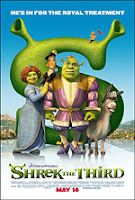shrek the third - cookies that talk. trees that walk. donkeys on deck. it must be... shrek!