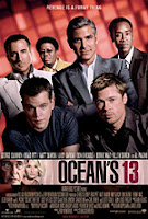 oceans thirteen - revenge is a funny thing