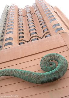 hyatt spiral 2007