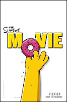 the simpsons movie - for years, lines have been drawn...and then colored in yellow