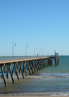 glenelg jetty 2007
