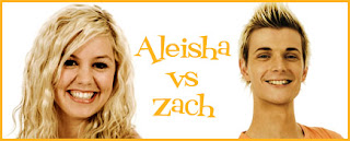 aleisha vs zach
