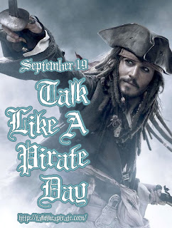 talk like a pirate day 2007