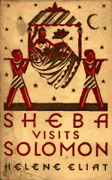 okay, so in this instance solomon was visiting sheba, but you get the idea