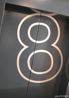 elevator eight