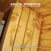 sauna sessions: horizontal dance anthems
