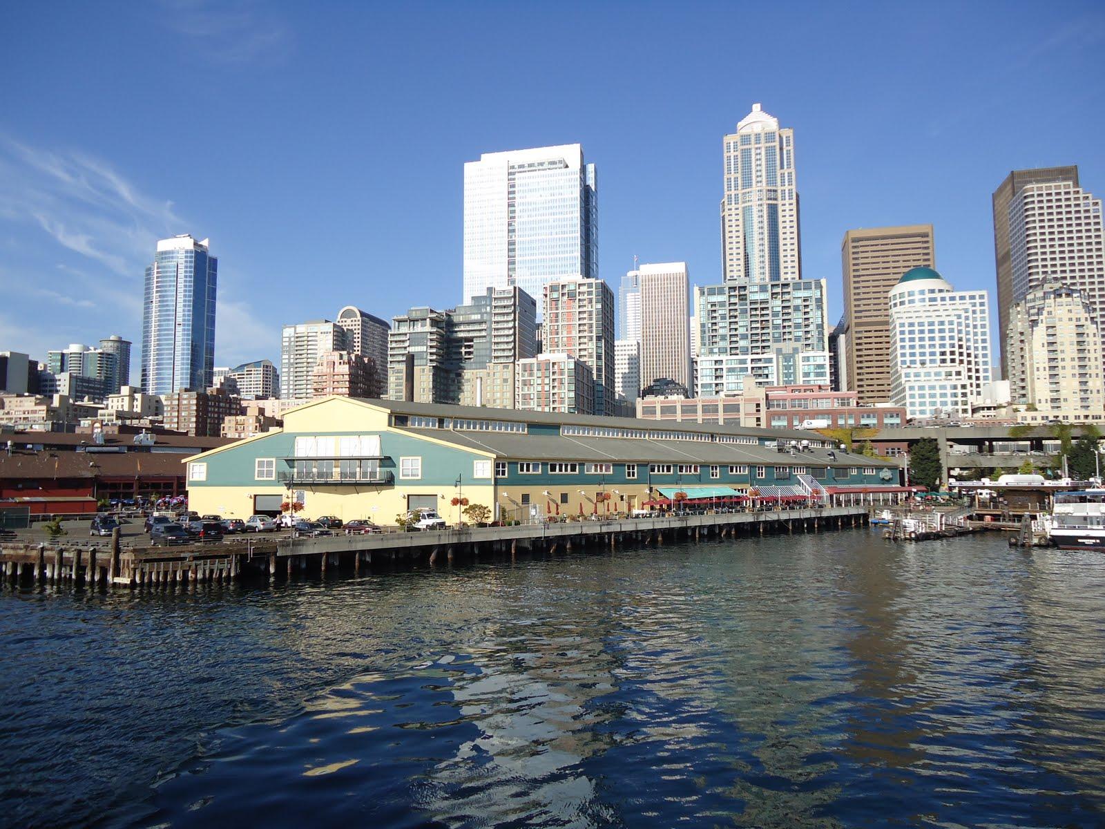 Matthew S Washington Trip Harbor Cruise Of Seattle
