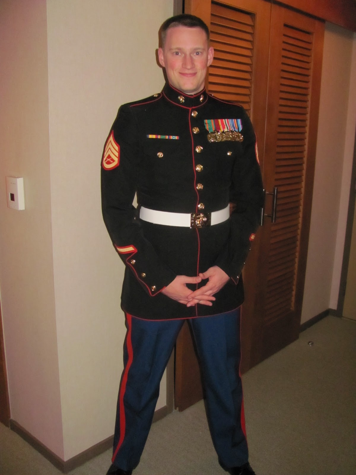 Marine Corps Dress Blues Uniform Regulations 65