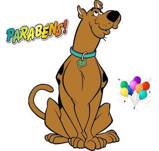 Feliz Aniversario Scooby
