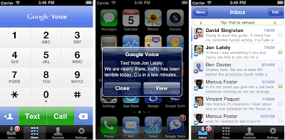 Google Voice for iPhone | Google Voice Blog