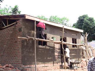Namyalou0027s New House Under Construction
