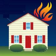 Home Insured Against Fire?