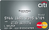 Citi Premier Pass Elite Card