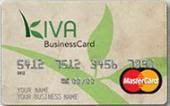Advanta's Kiva Business Card