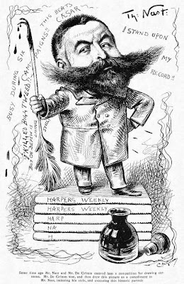 Arh346 History Of Graphic Design And More Thomas Nast The