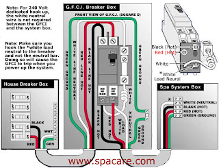 220 Wire Diagram Hot Springs Spa | Wiring Diagram Wiring Diagram Hot Tub on