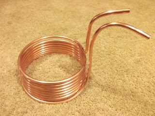 The Not So Professional Beer Blog Make Your Own Wort Chiller